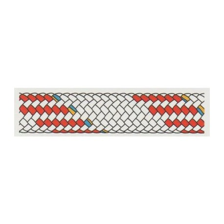 Dynamic plus 6 mm Blanc-Rouge